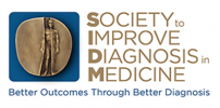 Society to Improve Diagnosis in Medicine Logo