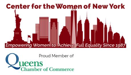 Center for the Women of New York Logo